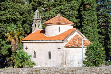 Church of Protect of Our Lady in Kotor