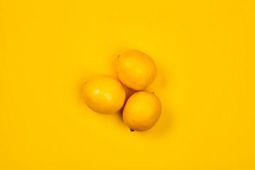 Lemon. Citrus. Useful fruit. yellow. For your design