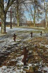Dorotowo - cmentarz żołnierzy rosyjskich