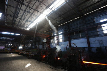 metallurgical work