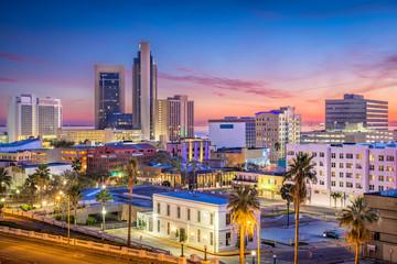 Corpus Christi, Texas, USA Skyline