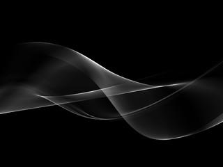 Abstracte golven achtergrond. Sjabloonontwerp