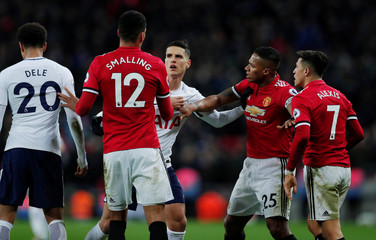 Premier League - Tottenham Hotspur vs Manchester United