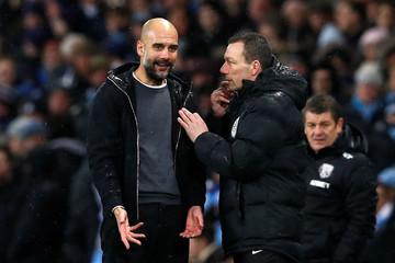 Premier League - Manchester City vs West Bromwich Albion