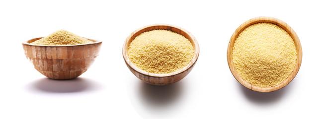 couscous in bowl