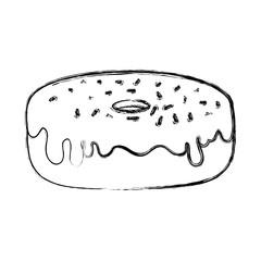 donut vector illustration