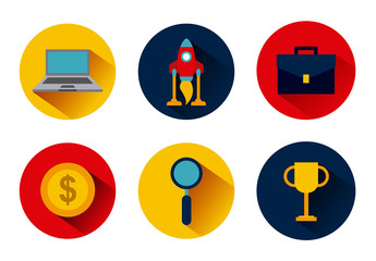 Business Icon Set 5