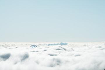 View of cloudscape
