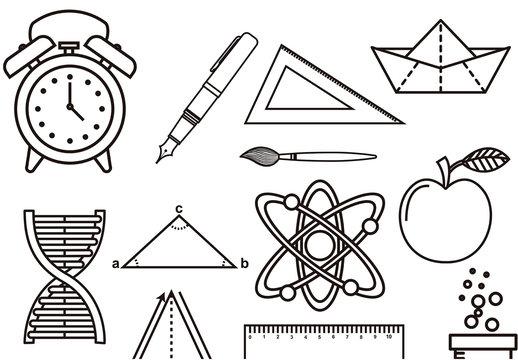 Education Icon Set 3