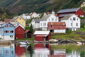 Fishing Village of Undredal