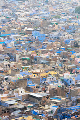 blue city of Jodhpur,Rajastan,India