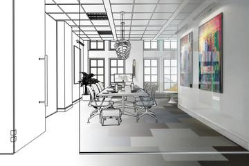 Besprechungszimmer (Planung)