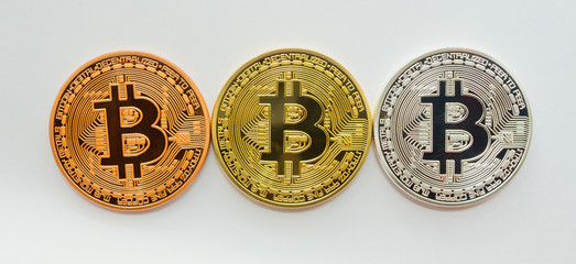 Bitcoin. Gold Bitcoin(new virtual money)
