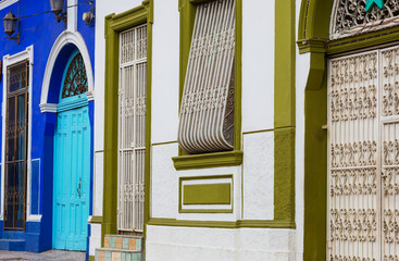 Colonial architecture in Nicaragua