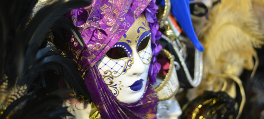 The oriental mask