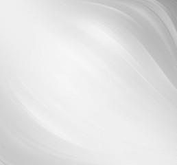 White Waves & Halftone Background