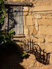 Albarca, localidad en el Parque Natural de la Sierra de Montsant, en Cornudella de Montsant, comarca del Priorato, en la provincia de Tarragona, Cataluña (España)