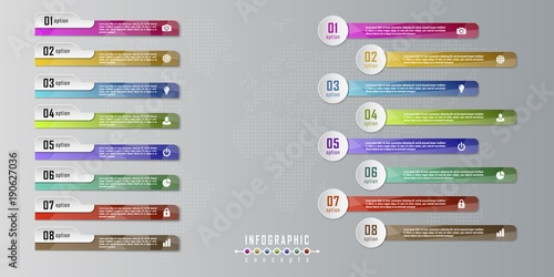 Infographic Timeline Template Can Be Used For Chart Diagram Web