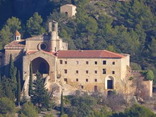 Horta de San Juan, pueblo español de de Tarragona, (Cataluña, España) proximo a Aragon famoso por obra de Pablo Picasso