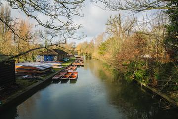 Cam River Cambridge