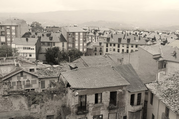 old village photo