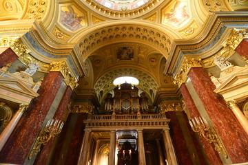 ブダペストの教会