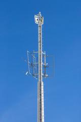 Funkmast für Internet und mobile Kommunikation