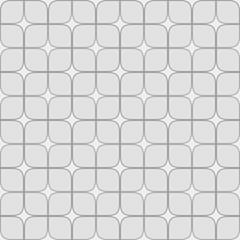 Abstract geometric background with gray squares