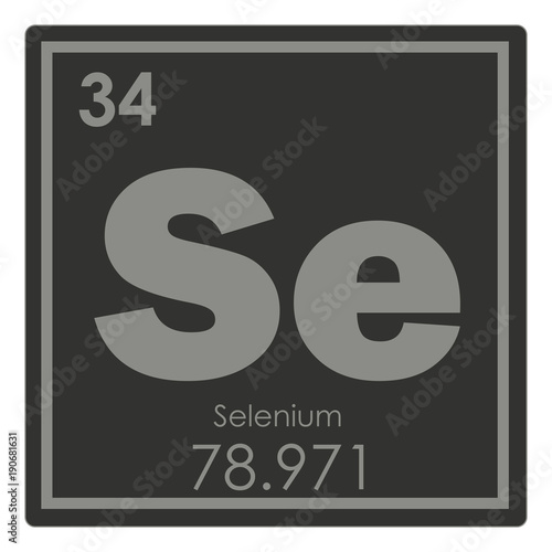 Selenium Chemical Element Stock Photo And Royalty Free Images On
