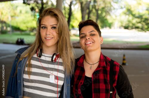 Free lesbian friends