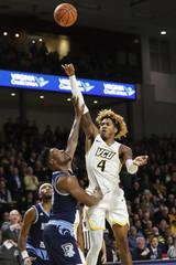 NCAA Basketball: Rhode Island at VCU