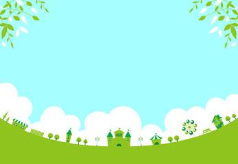 エコ グリーン テーマパーク