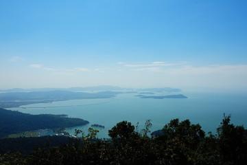 Malaysia Langkawi Island Viewpoint Skycab