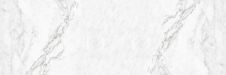 horizontal elegant white marble texture abstract background