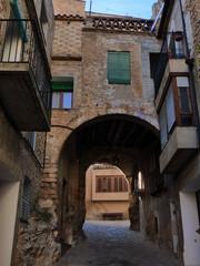 Pinell de Brai, municipio vinicola de Cataluña, España. en la provincia de Tarragona, en la comarca de la Tierra Alta con las de Bajo Ebro y Ribera de Ebro,