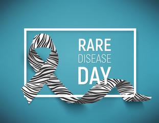 Rare disease awareness day