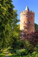 Hexenturm am Stadtpark