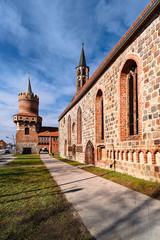 Historische Gebäude in Prenzlau