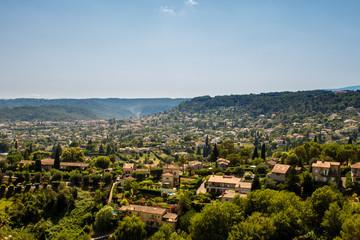 Cote d'Azure Landscape