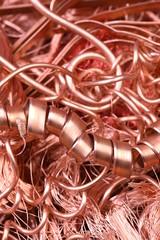 Copper scrap market of raw materials