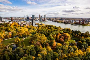 Deurstickers Rotterdam Rotterdam