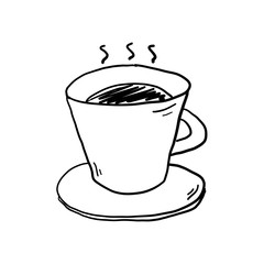 Coffee Cup Doodle