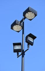 Outdoor Parking Lot Light Fixtures