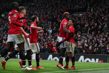 Premier League - Manchester United vs Huddersfield Town