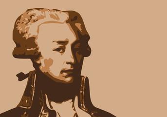 Lafayette - États Unis - portrait - indépendance - Amérique - personnage historique, révolution