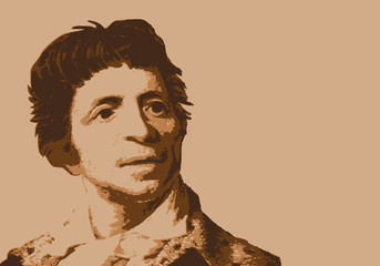 Marat - révolution - portrait - révolutionnaire - personnage historique - guillotine