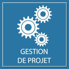Logo gestion de projet.