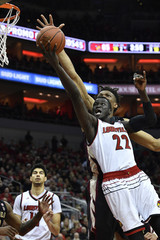 NCAA Basketball: Florida State at Louisville