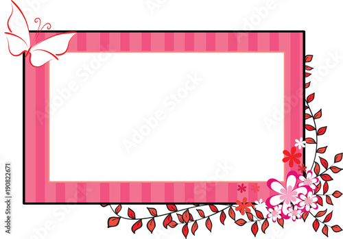 Greeting Card Border Design Stock Photo And Royalty Free Images On