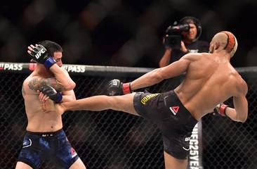 MMA: UFC Fight Night-Belem-Figueiredo vs Morales